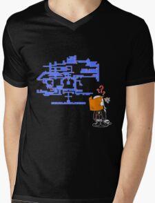 Where do I Go Now? Mens V-Neck T-Shirt