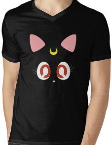 Luna Mens V-Neck T-Shirt