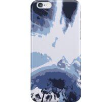 Alien Antarctic Moonscape iPhone Case/Skin