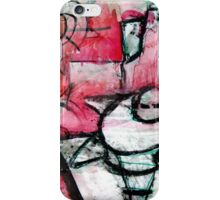 breaking the house iPhone Case/Skin