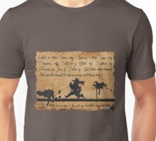 An Alchemist Note Unisex T-Shirt