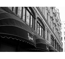 Front of Harrods Photographic Print