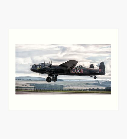 To Bomber Command Art Print
