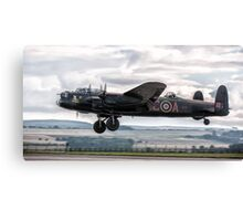 To Bomber Command Canvas Print