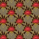 Vintage Rose Wallpaper by KarterRhys