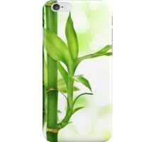 Bamboo Case iPhone Case/Skin