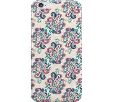 Girly Swirls iPhone Case/Skin