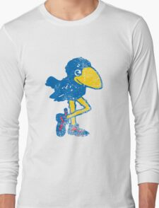 Vintage Jayhawk Long Sleeve T-Shirt