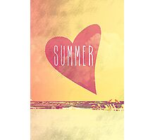 Summer Love Photographic Print