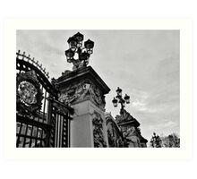 Royal gates Art Print