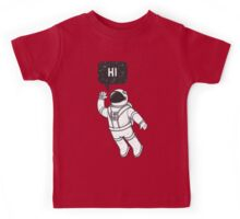 Greetings from space Kids Tee