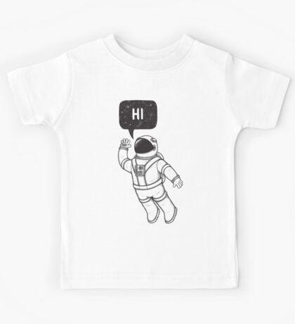 Greetings from space Kids Tee