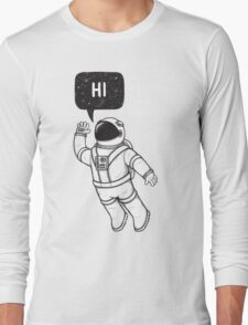Greetings from space Long Sleeve T-Shirt