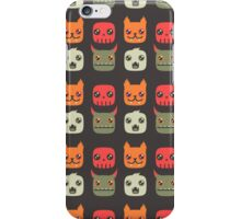 Little Monsters iPhone Case/Skin