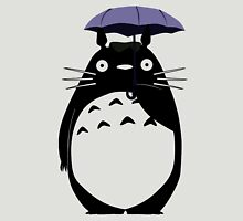 Totoro on a rainy day Unisex T-Shirt