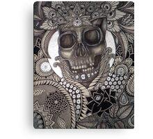 Relic Canvas Print