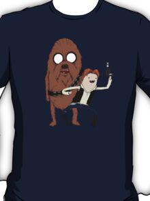 Space Adventure! Mans Best Friend T-Shirt