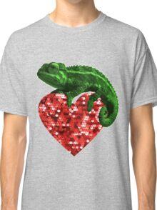 Chameleon Heart Classic T-Shirt