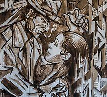 Smoking Gun by Ben Angotti by ArtBattles