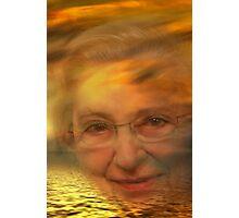Lady of the Scheldt - Belgium Photographic Print