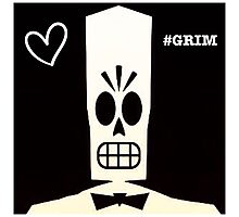 #GRIM Photographic Print