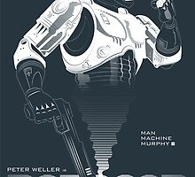 Robocop by AlainB68