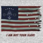 Im not your slave by Daniel Szabo