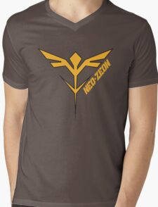 NEO-ZEON Mens V-Neck T-Shirt