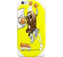 BASKETBALL CARTOON iPhone Case/Skin