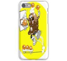 BASKETBALL CARTOON iPhone Case/Skin