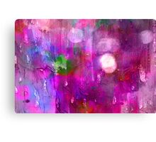 midnite Purple Canvas Print