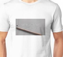 Pencil & Paper Productions logo Unisex T-Shirt