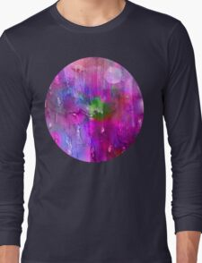 midnite Purple Long Sleeve T-Shirt