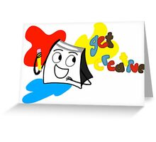 Let's Get Creative! Greeting Card