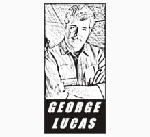 GEORGE LUCAS by cheatdathz