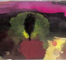 Solitary Tree by John Sheehan