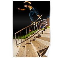 Fred Hein // Crook Poster