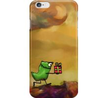 Happy Birthday Monster iPhone Case/Skin