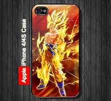 Dragonball Z iPhone cases by madisonmia93