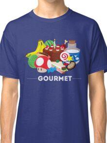 Gourmet - Video Game Food Tee Classic T-Shirt