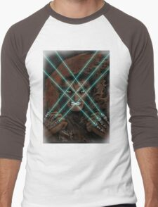 Jedi Logan  Men's Baseball ¾ T-Shirt