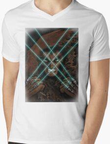 Jedi Logan  Mens V-Neck T-Shirt