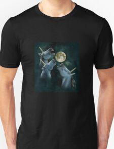 Three Unicorns Shirt. T-Shirt