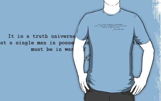 It is a truth universally acknowledged...  by CarolineDesign