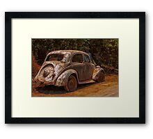 Memories ( Revisted 2014 ) Framed Print