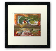 Lake Manapouri Framed Print