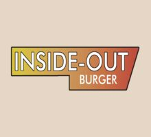 Inside Out Burger by StephanieHertl