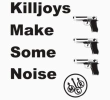 KillJoys Make Some Noise-My Chemical Romance by EatMe-DrinkMe