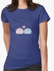 Dango Love Clannad Womens Fitted T-Shirt