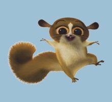 Madagascar Lemur Funny Cute by Jeff Lee